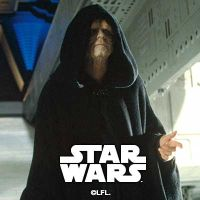 Darth Sidious - STAR WARS
