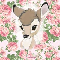 Bambi Flower Child - Disney